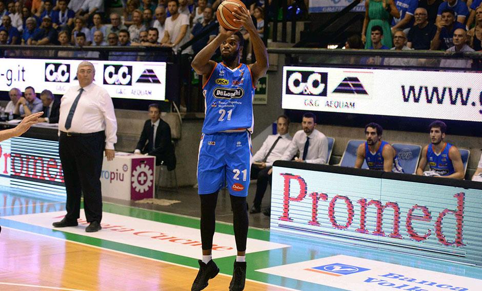 Sponsoring Treviso Basket | Volksbank