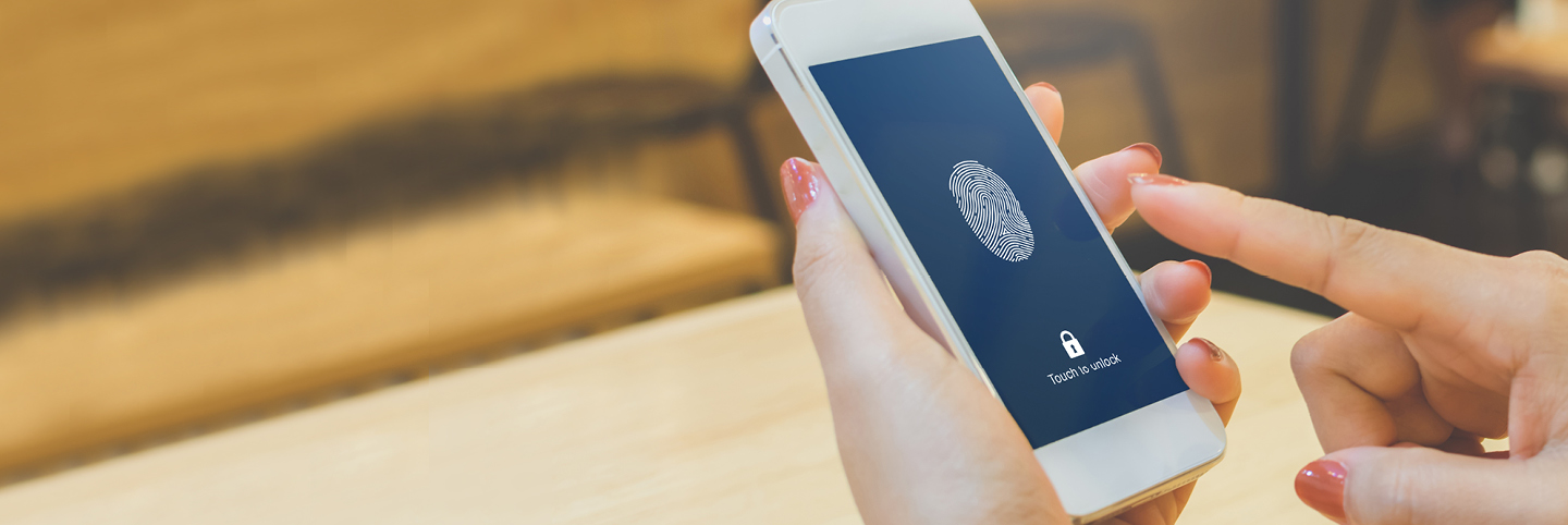 Fingerprint und Face-ID