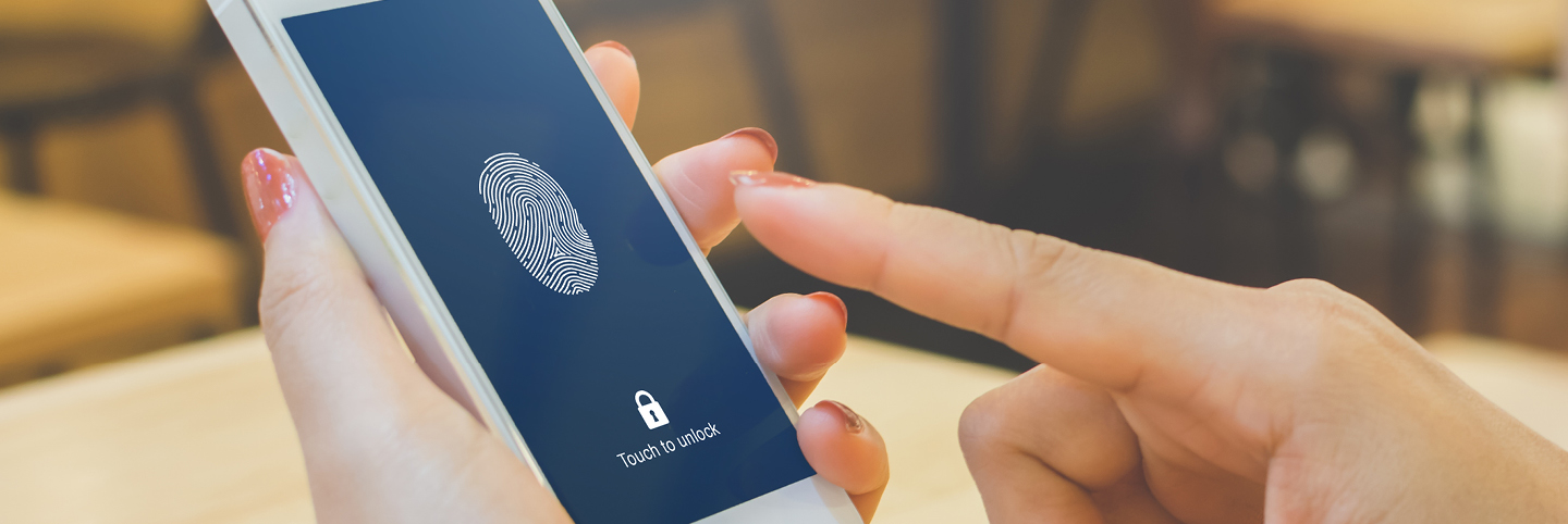 Fingerprint e Face-ID